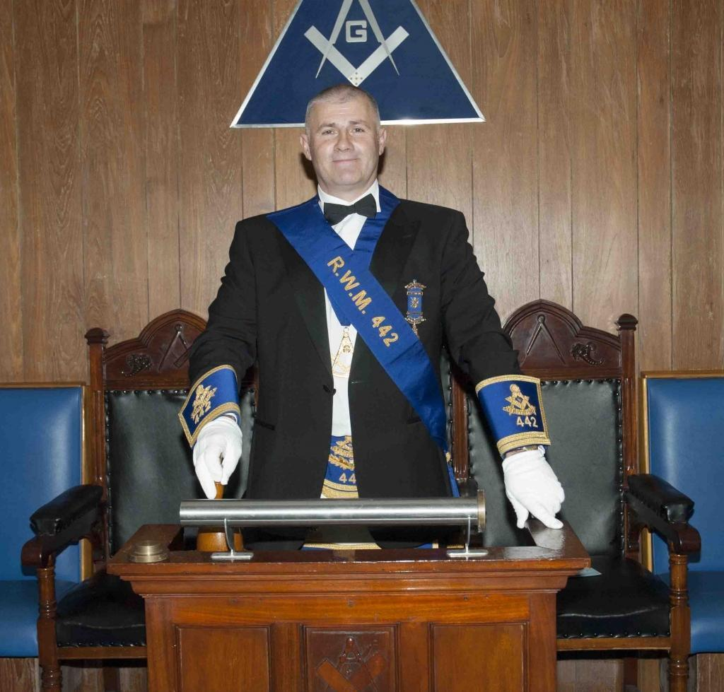RWM Bro Duncan Stanners